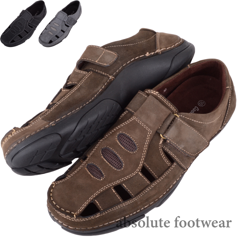 Mens / Gents Genuine Leather Summer