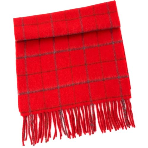 Lambswool Scarf - Galway