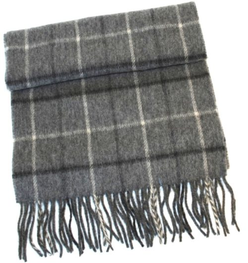 Lambswool Scarf - Gelnamoy