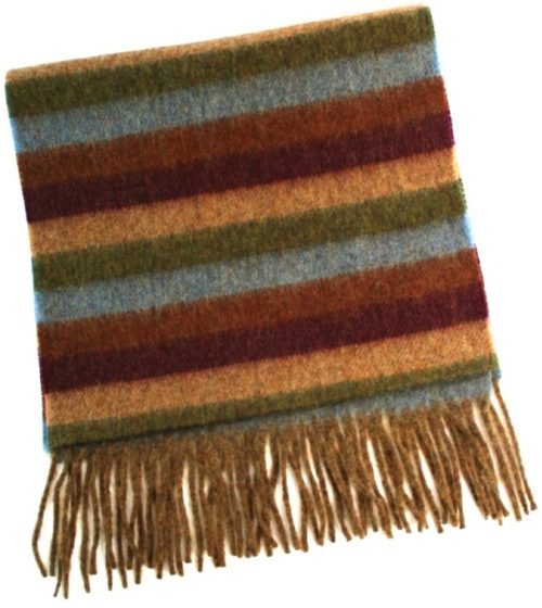 Lambswool Scarf - Donegal