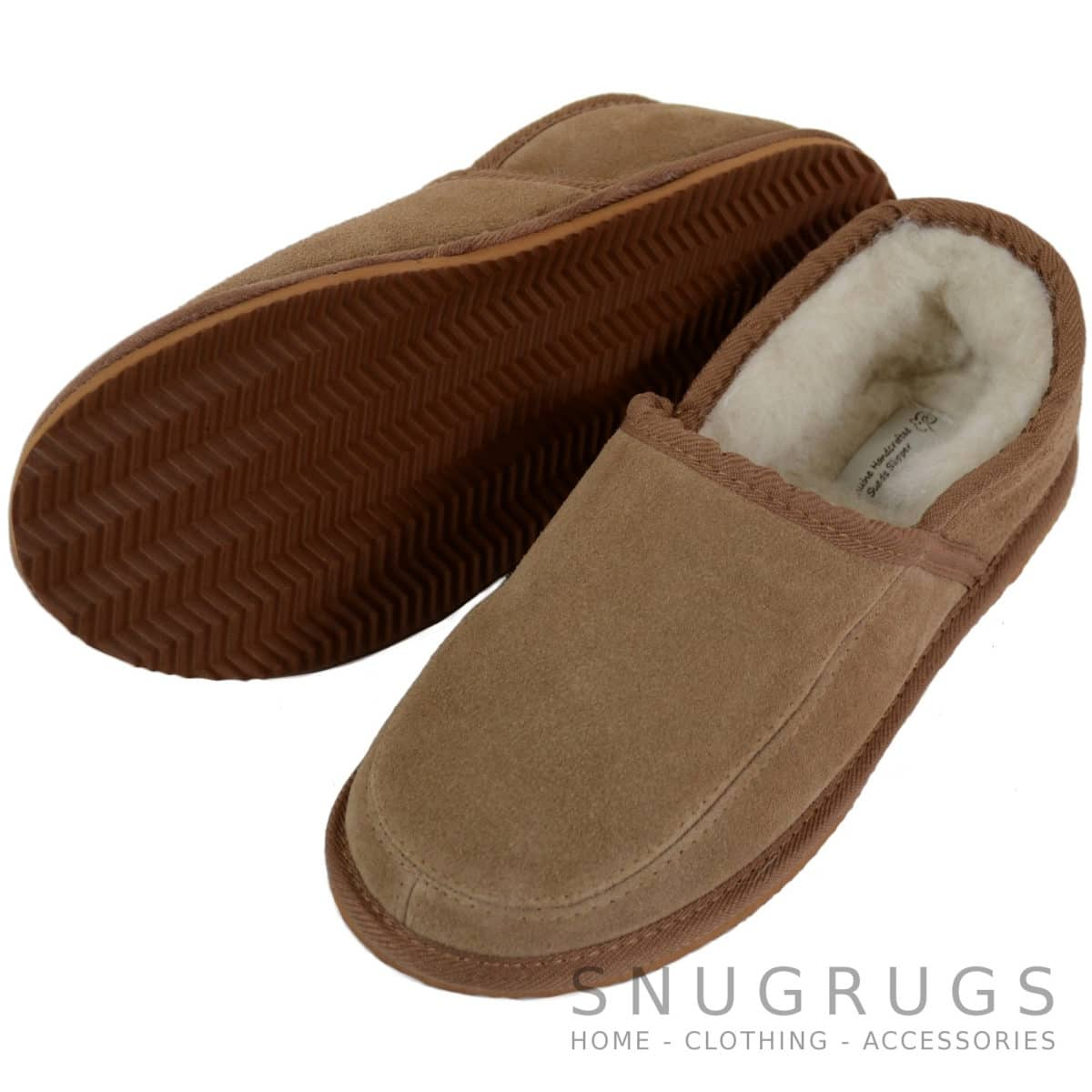 Ladies Sheepskin Slippers & Mules