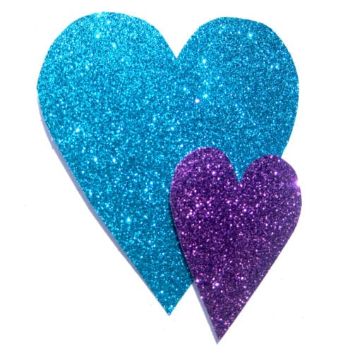 Handmade Occasion Card - LOVE HEART
