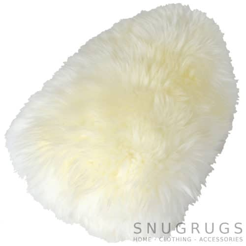 Sheepskin Hot Water Bottle Cover - Long Wool