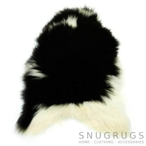 Icelandic Spotted Sheepskin Rug