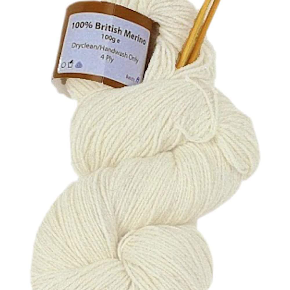Merino Knitting Wool Ball 100g