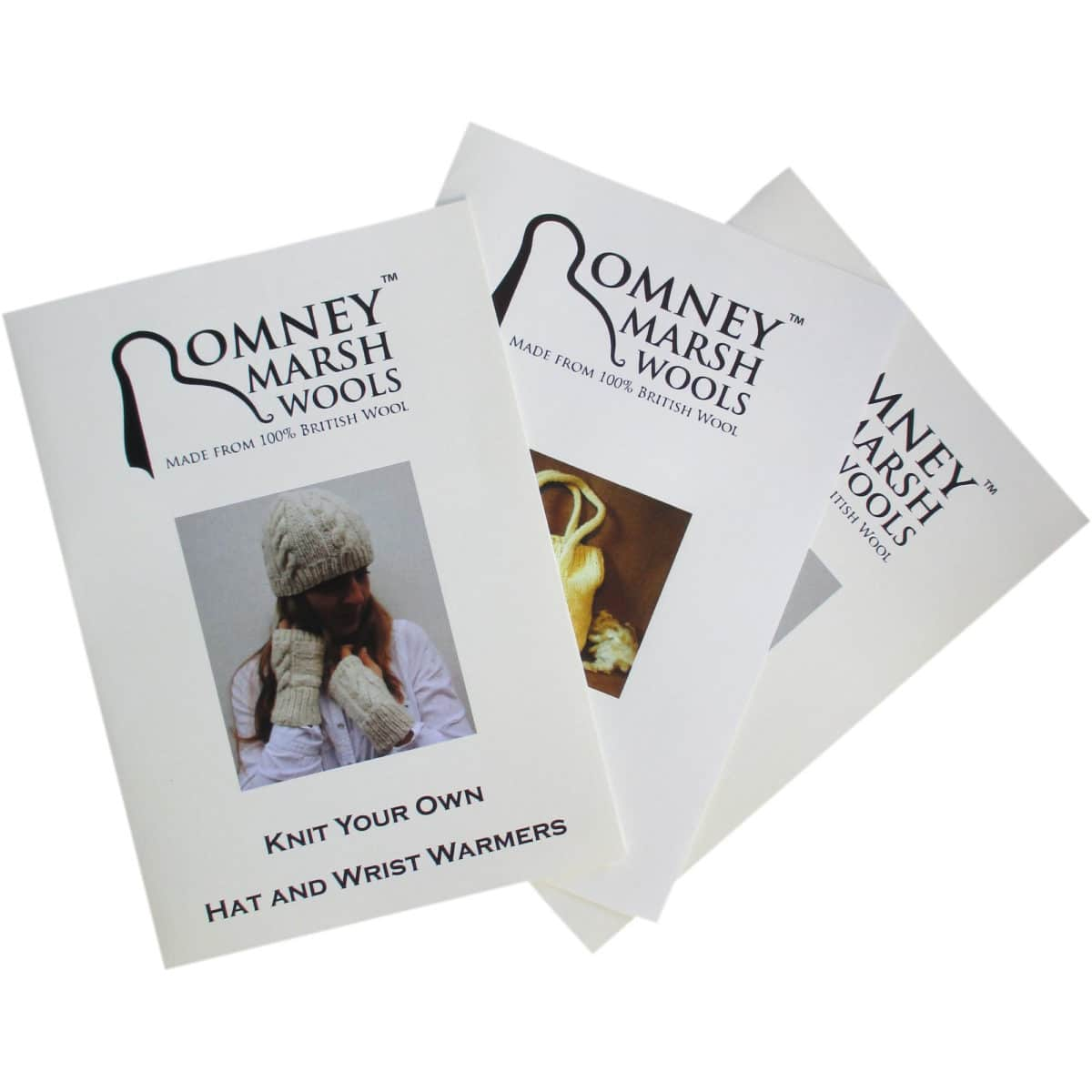 Romney Marsh Wool Knitting Patterns