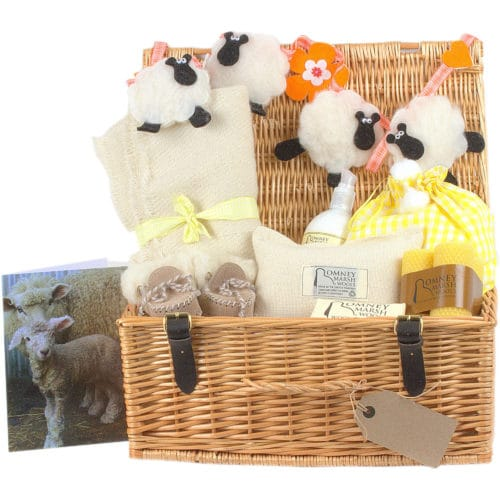 Romney Marsh New Baby Gift Hamper