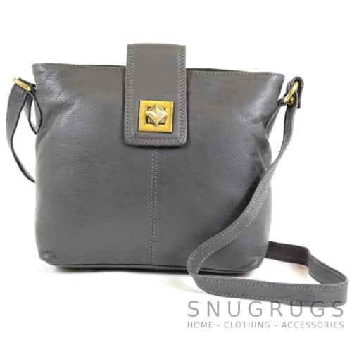 Lola - Soft Leather Shoulder / Cross Body Bag