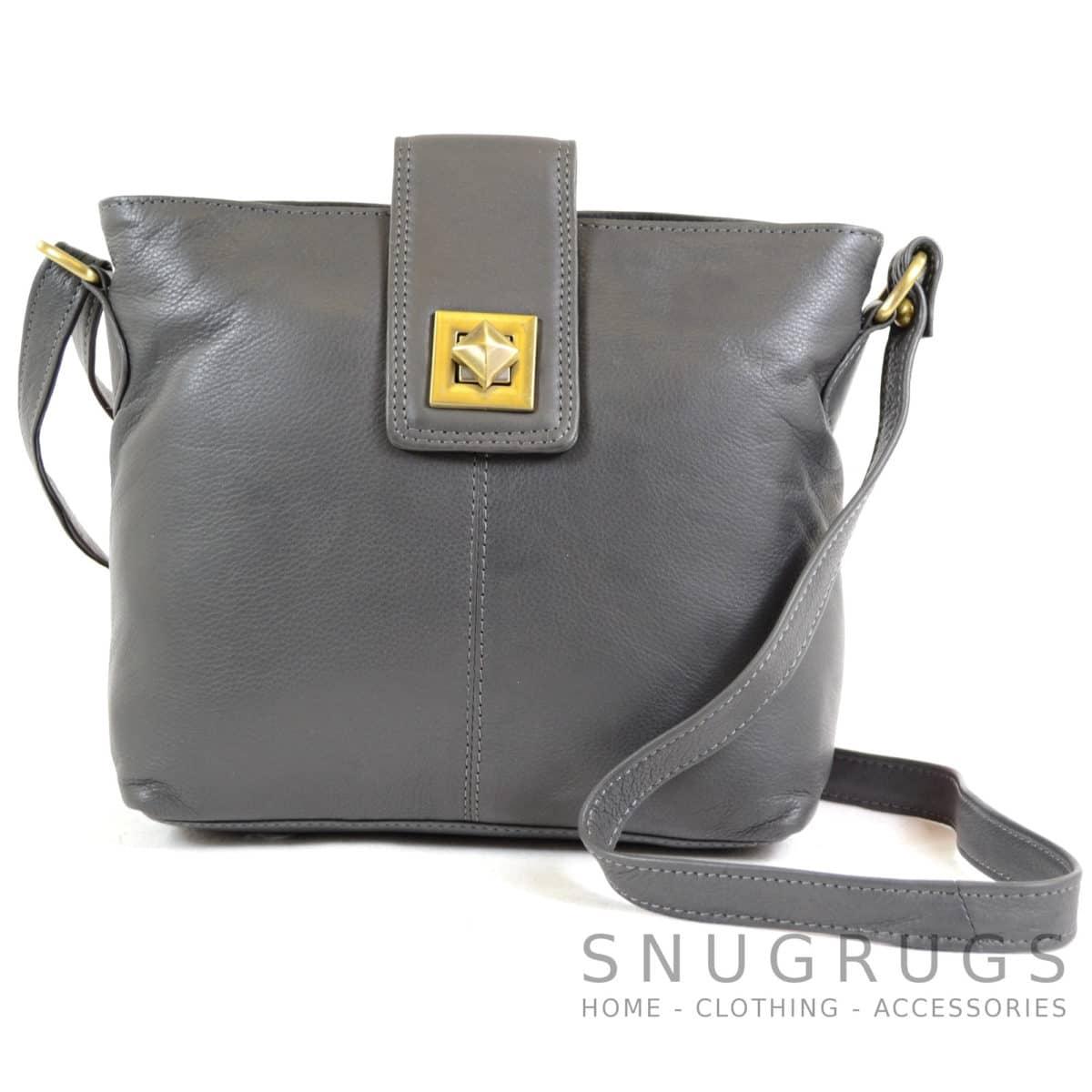 Lola - Soft Leather Shoulder / Cross Body Bag