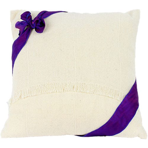 Romney Marsh Lavender & Wool Sleep Cushion