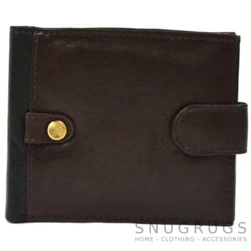 Oliver - Prime Hide Deep Leather Wallet - Brown