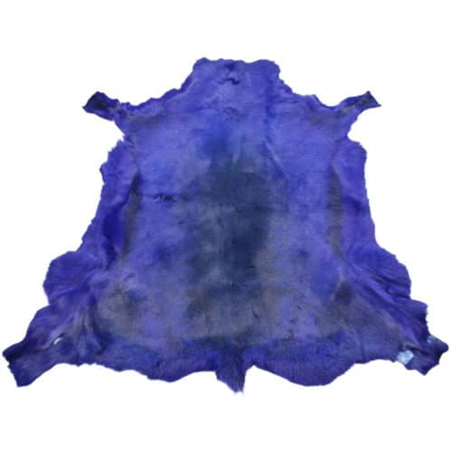 Reindeer Hide - Blue