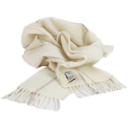 Romney Marsh Sheep Scarf - Shepherds Purse