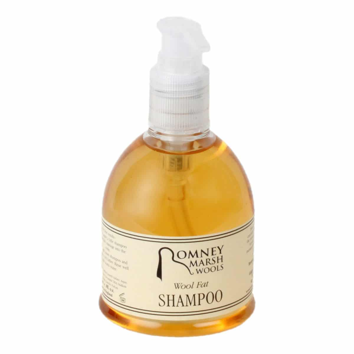 Luxury Romney Marsh Lanolin Shampoo 240ml