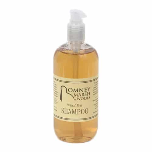 Luxury Romney Marsh Lanolin Shampoo 500ml