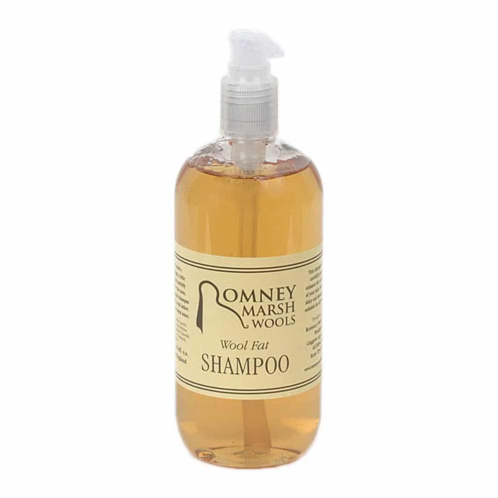 Luxury Romney Marsh Lanolin Shampoo 500ml