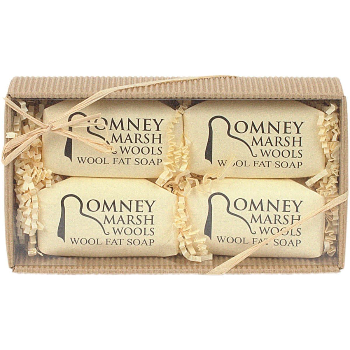 Romney Marsh Lanolin Soap Gift Set