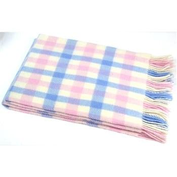 Wool Baby Blanket - Humpty Dumpty