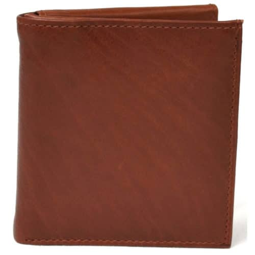 Theo - Prime Hide Slim Leather Wallet - Tan