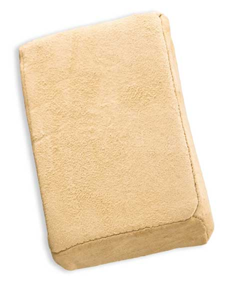 Snugrugs Chamois Leather Demister Pad