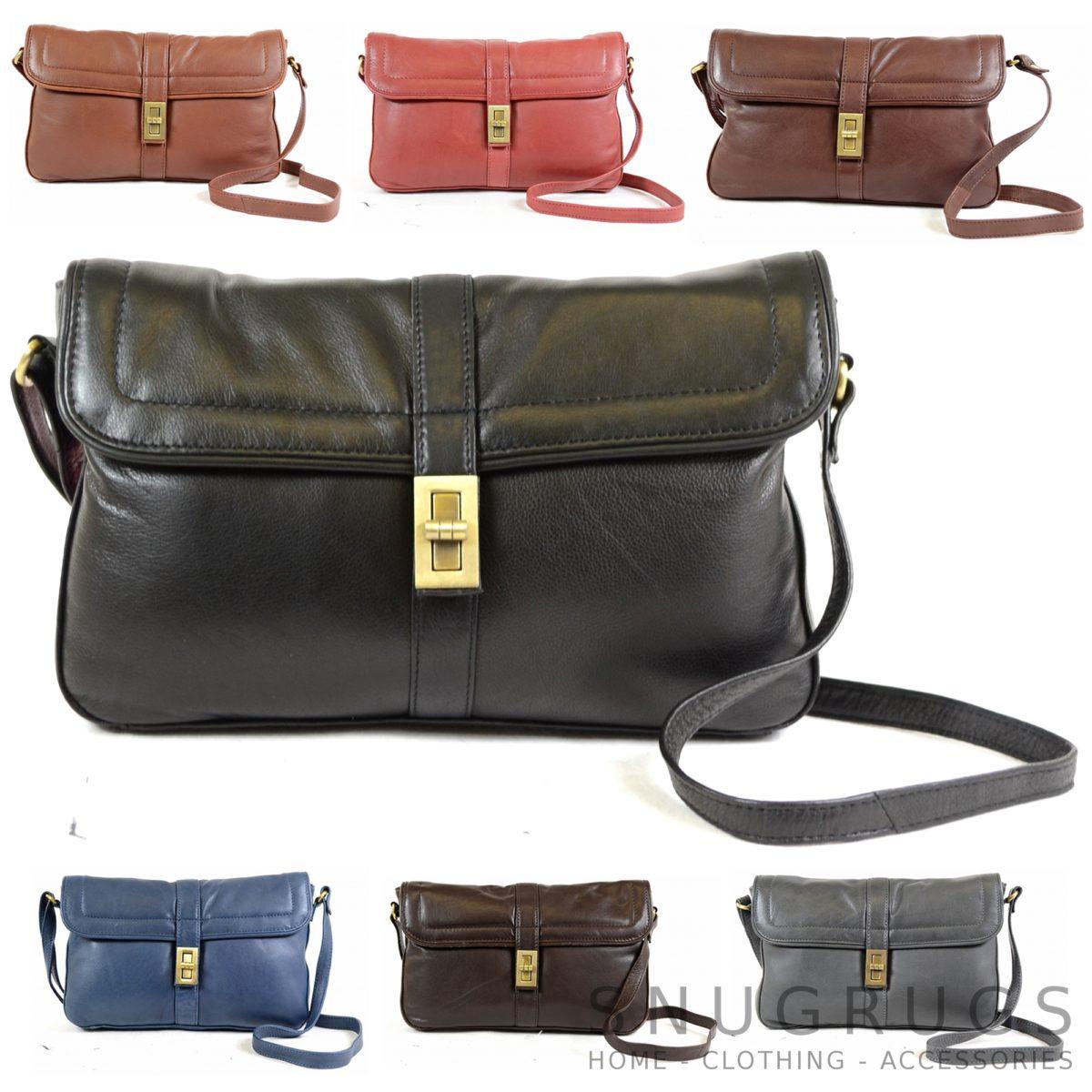 Maisy – Soft Premium Leather Shoulder Bag