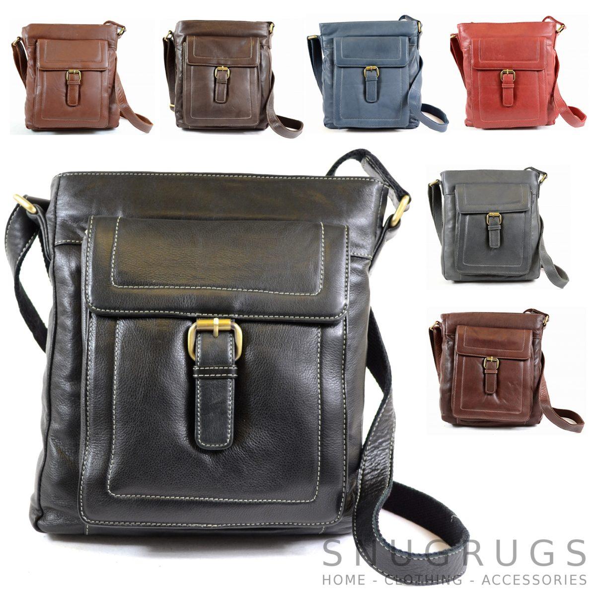 Sienna – Soft Leather Shoulder / Cross Body Bag