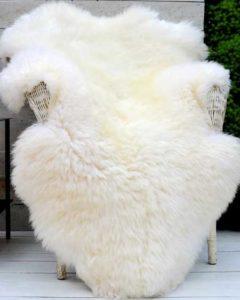 Snugrugs single pelt sheepskin rugs