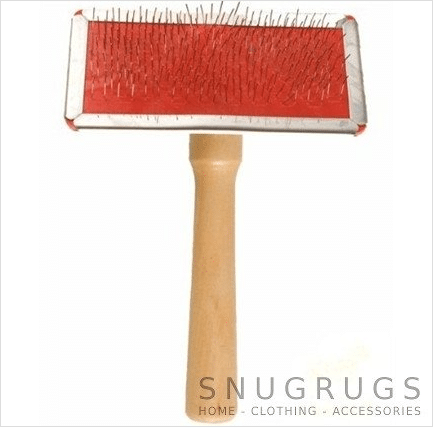 Rug Brush - Wooden Handle