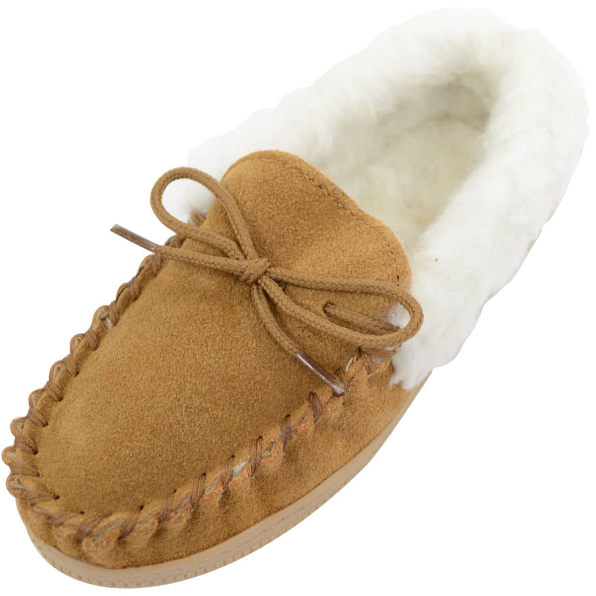 Snugrugs Kids wool moccasin slipper