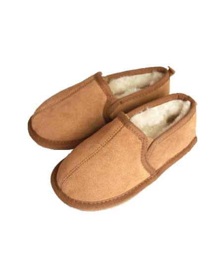 Snugrgs Kids Sheepskin Slippers