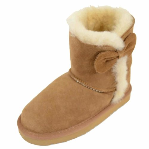Snugrugs Childs Sheepskin Boots