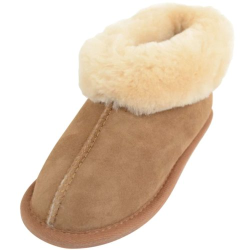 Snugrugs Kids Sheepskin Slippers