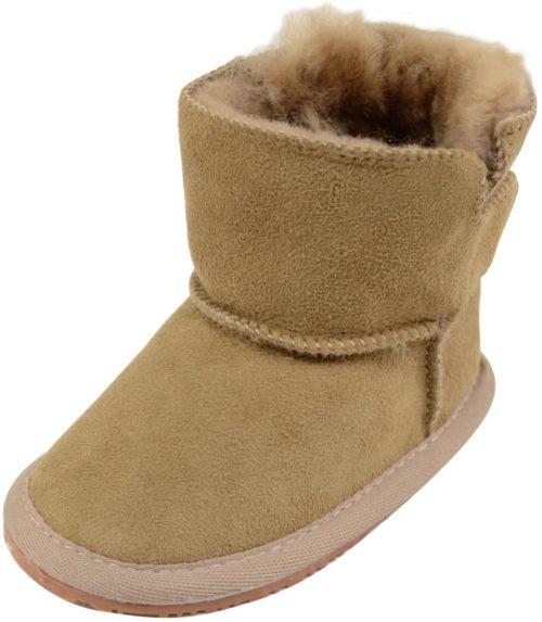 Snugrugs baby Kids Sheepskin Booties