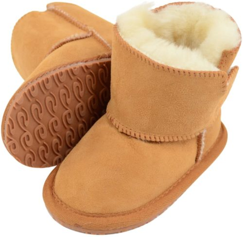 Snugrugs baby sheepskin boots