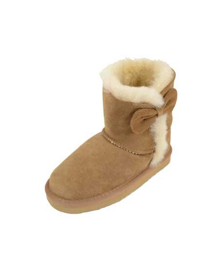 Snugrugs Childs Sheepskin Boots