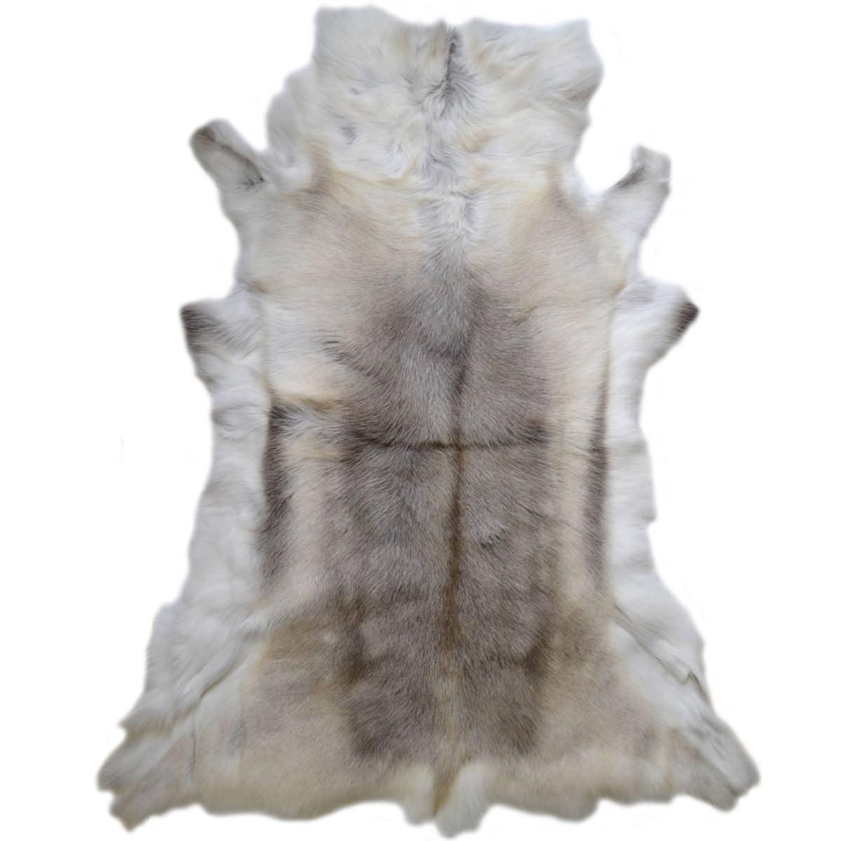 Reindeer Hide - Light Markings - Large