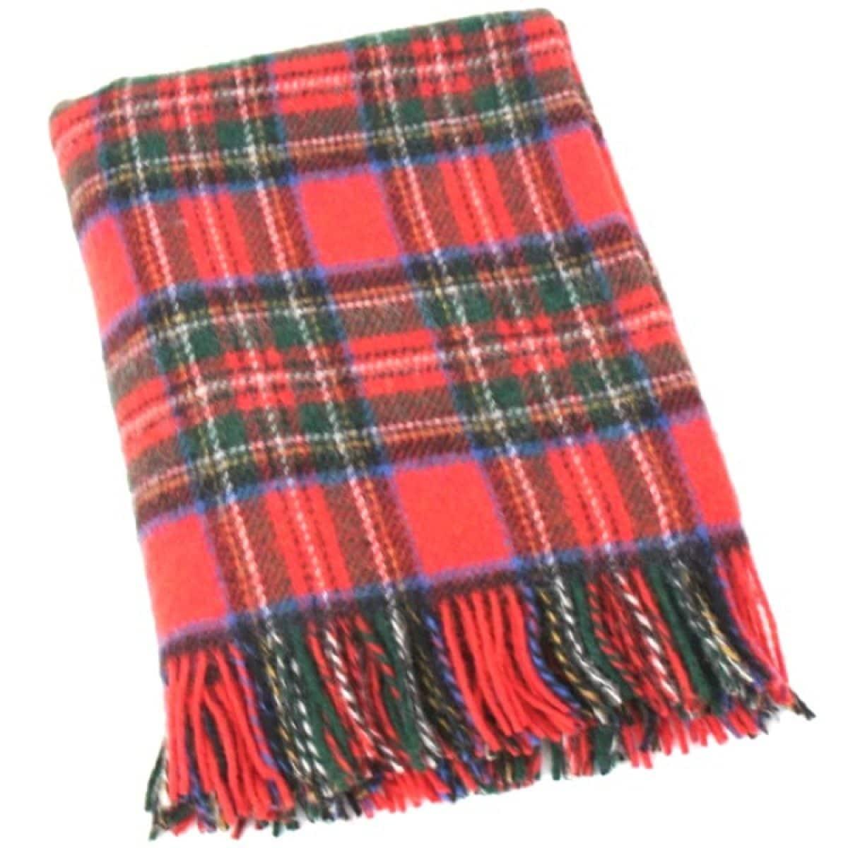Wool Blanket - Royal