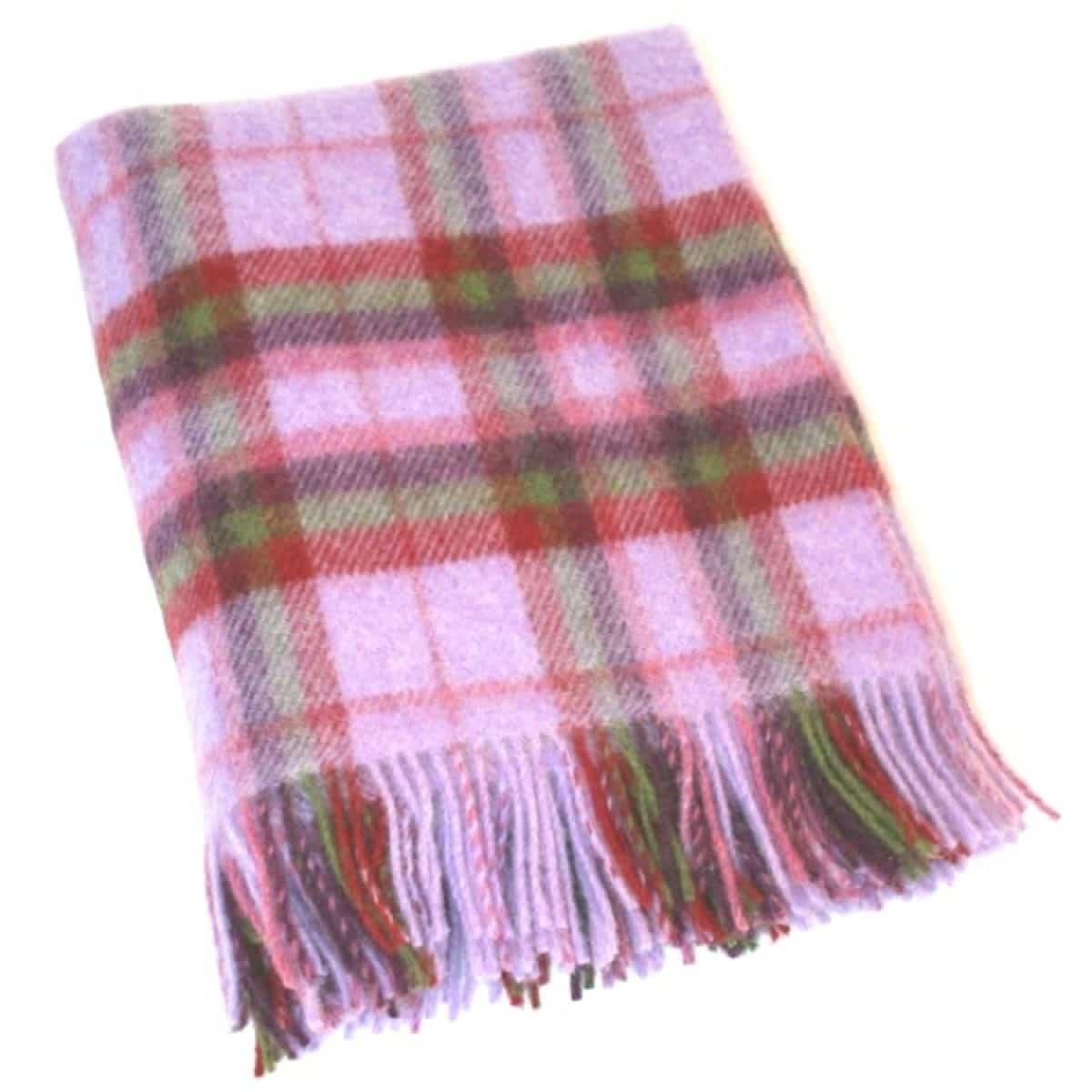 Wool Blanket - Summer Fizz