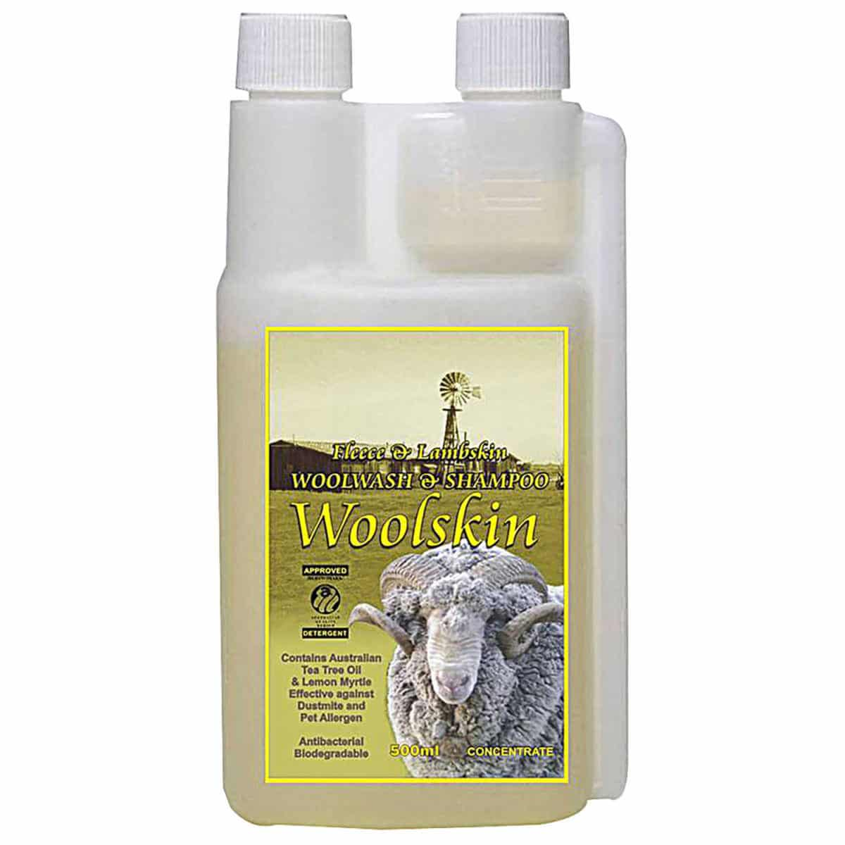 Woolskin Wool Wash Shampoo