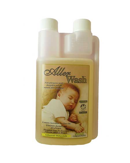 Snugrugs Allerwash Wool Sheepskin Cleaner