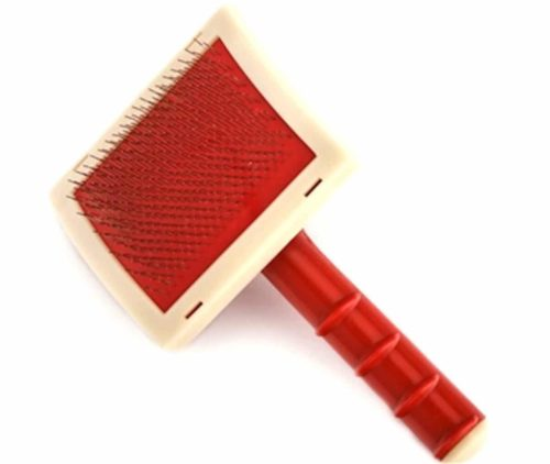 Rug Brush Red SnugRugs