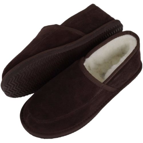 Snugrugs Ladies Mens Sheepskin slippers