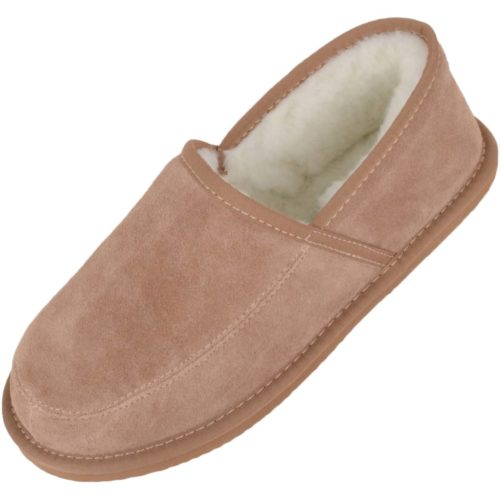 Snugrugs Ladies Mens Charlie Sheepskin slippers