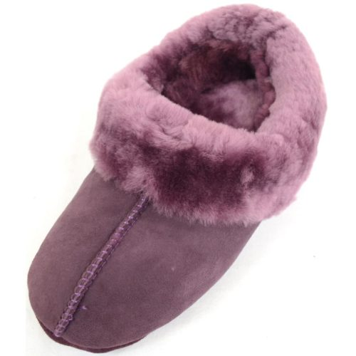 Cassie snugrugs Ladies Sheepskin slippers