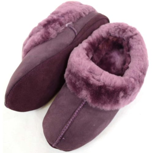 Cassie Snugrugs Ladies Sheepskin Slipper
