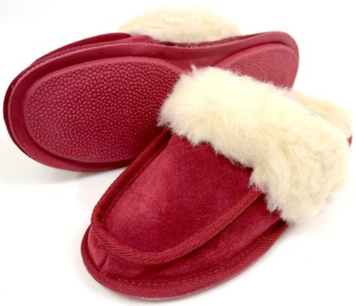 Snugrugs Ladies Sheepskin Slippers