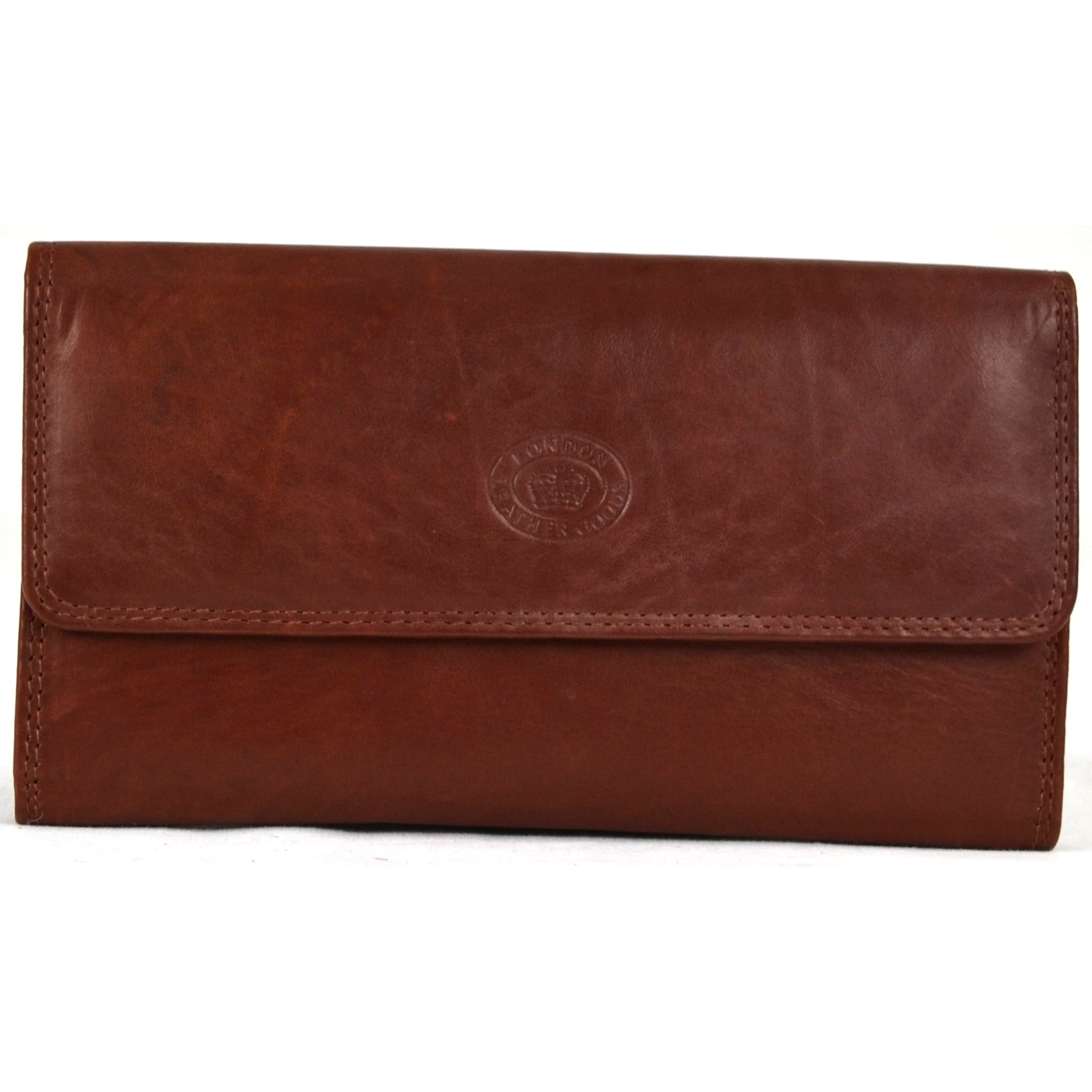 36707bc719f Large Soft Nappa Leather Matinee Purse - Turquoise - SNUGRUGS