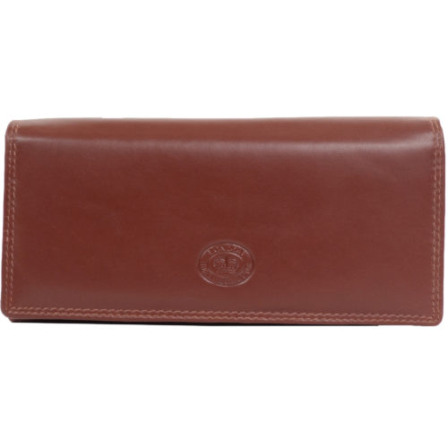 Large Soft Leather Matinee / Clutch Purse