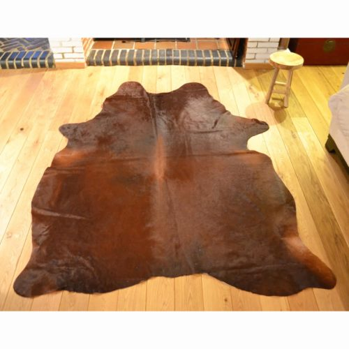 Cowhide Rug 157 | 250 x 178 Brown