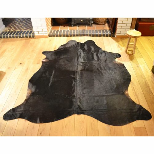 Snugrugs Cowhide 169 Black